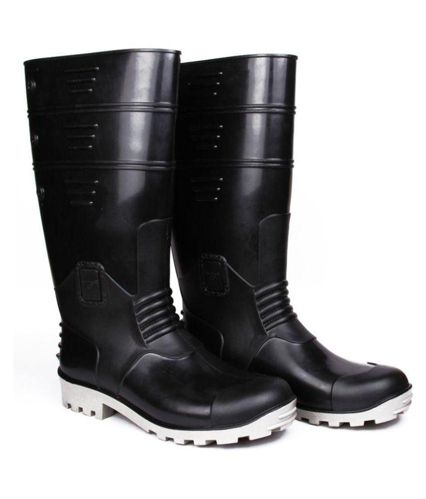 Hillson Black Casual Boot