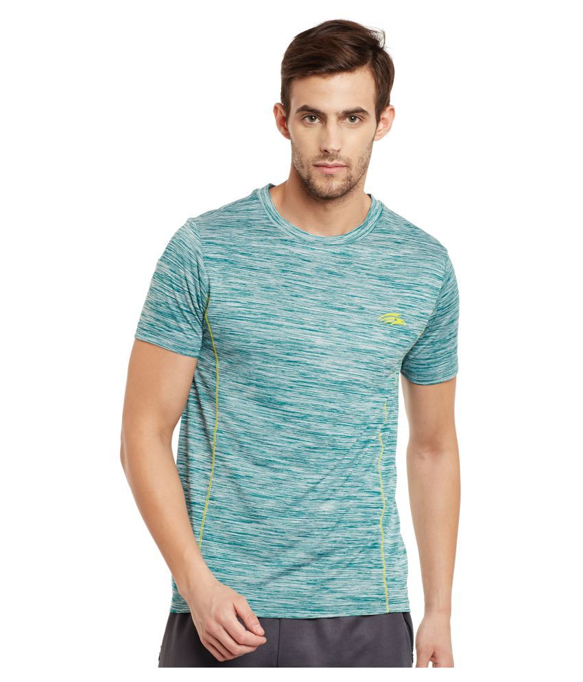 PERF Green Polyester T-Shirt Single Pack