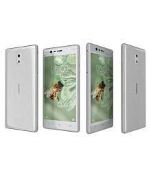 Nokia Silver White nokia 3 16GB