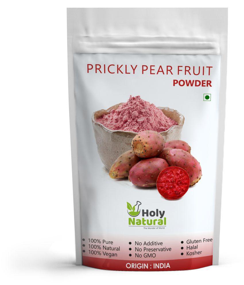Holy Natural Prickly Pear Fruit Powder 100 gm