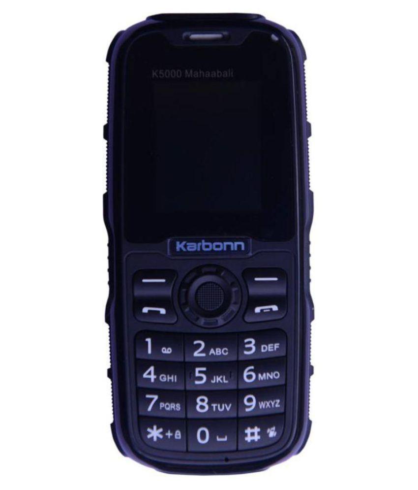Karbonn Black k5000 256 MB