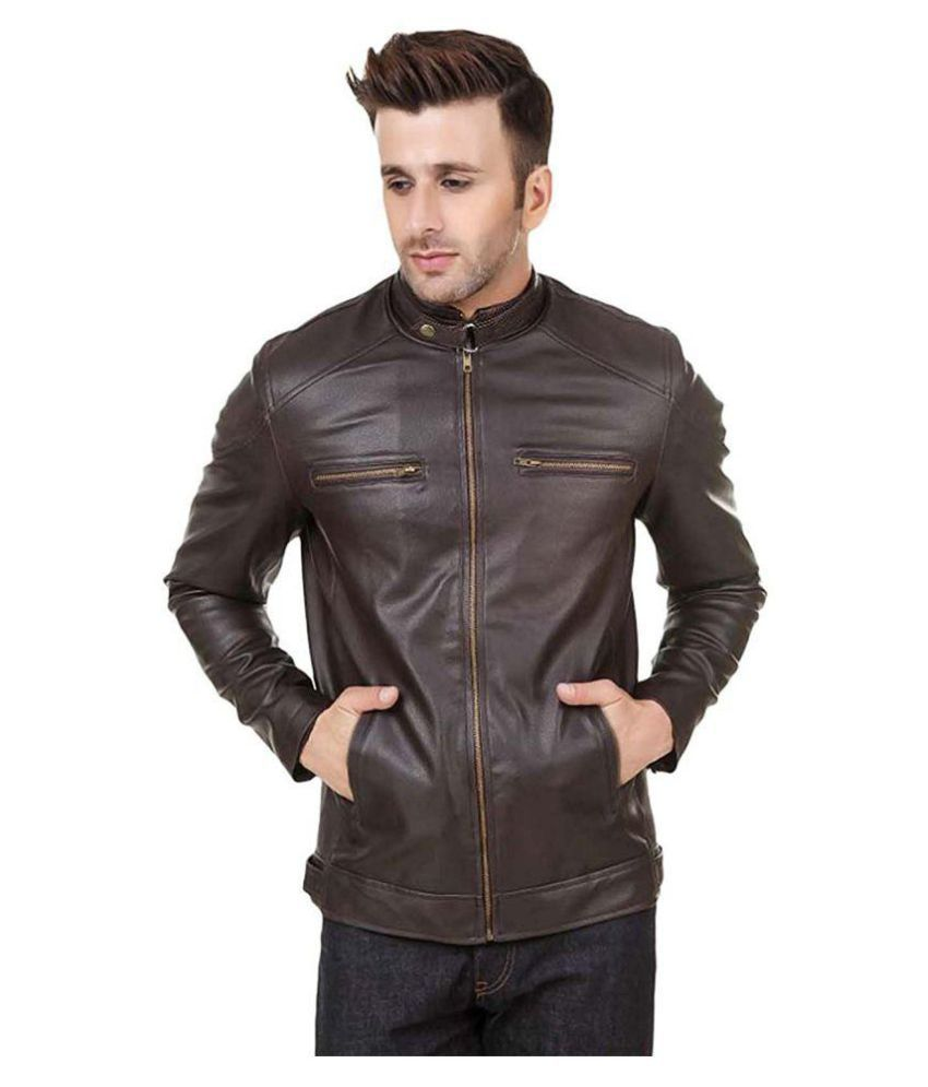 Boys Pu Faux Leather Jacket - Buy Boys Pu Faux Leather ...