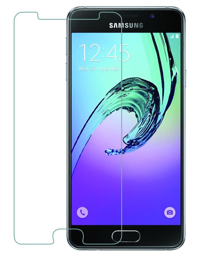 Samsung Galaxy A3 (2016) Tempered Glass Screen Guard By V. O. Techno