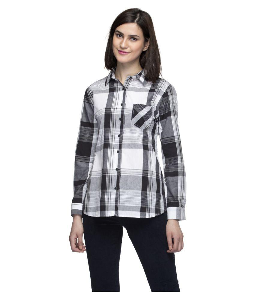 One Femme Cotton Shirt