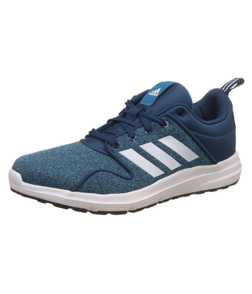 1fad74131a55 Adidas TORIL 1.0 M Blue Running Shoes - Buy Adidas TORIL 1.0 M Blue Running  Shoes Online at Best Prices in India on Snapdeal