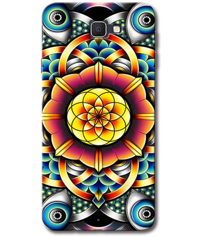 Samsung Galaxy J5 Prime Printed Cover By Case King