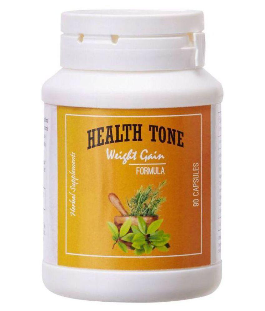 HERBAL Health Tone Herbal 1 gm Weight Gainer Tablets