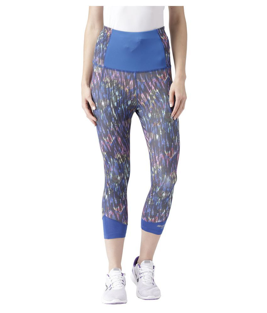 2GO Polyester Tights - Blue