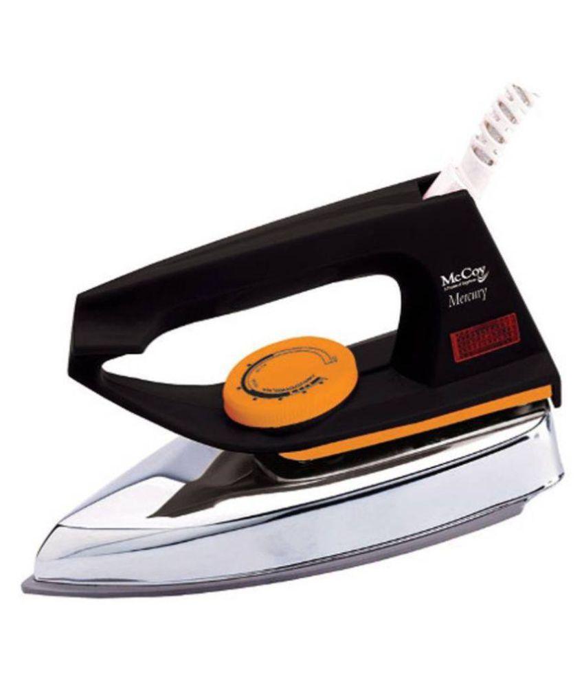 Mccoy Mercury Dry Iron Black, Orange