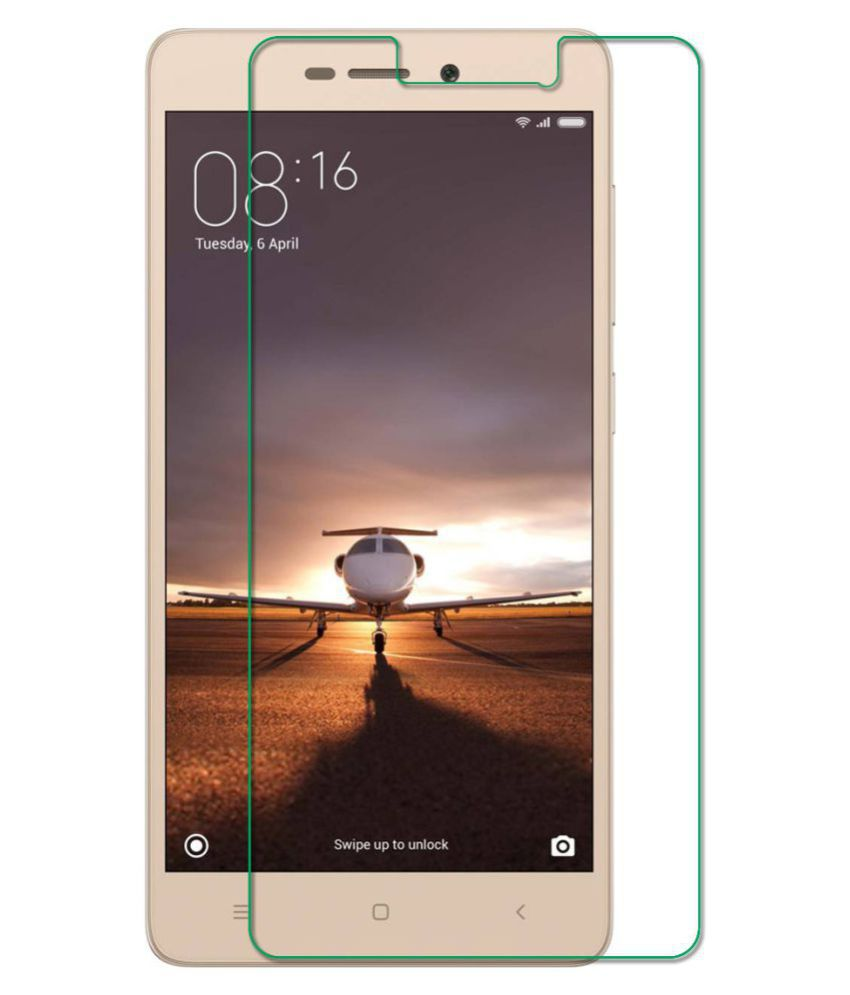 Xiaomi Redmi Y1 Tempered Glass Screen Guard By Kosher Traders