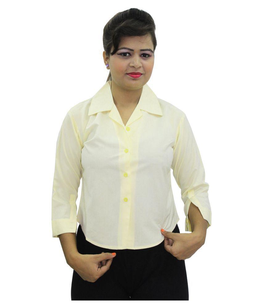 Gugi Cotton Shirt