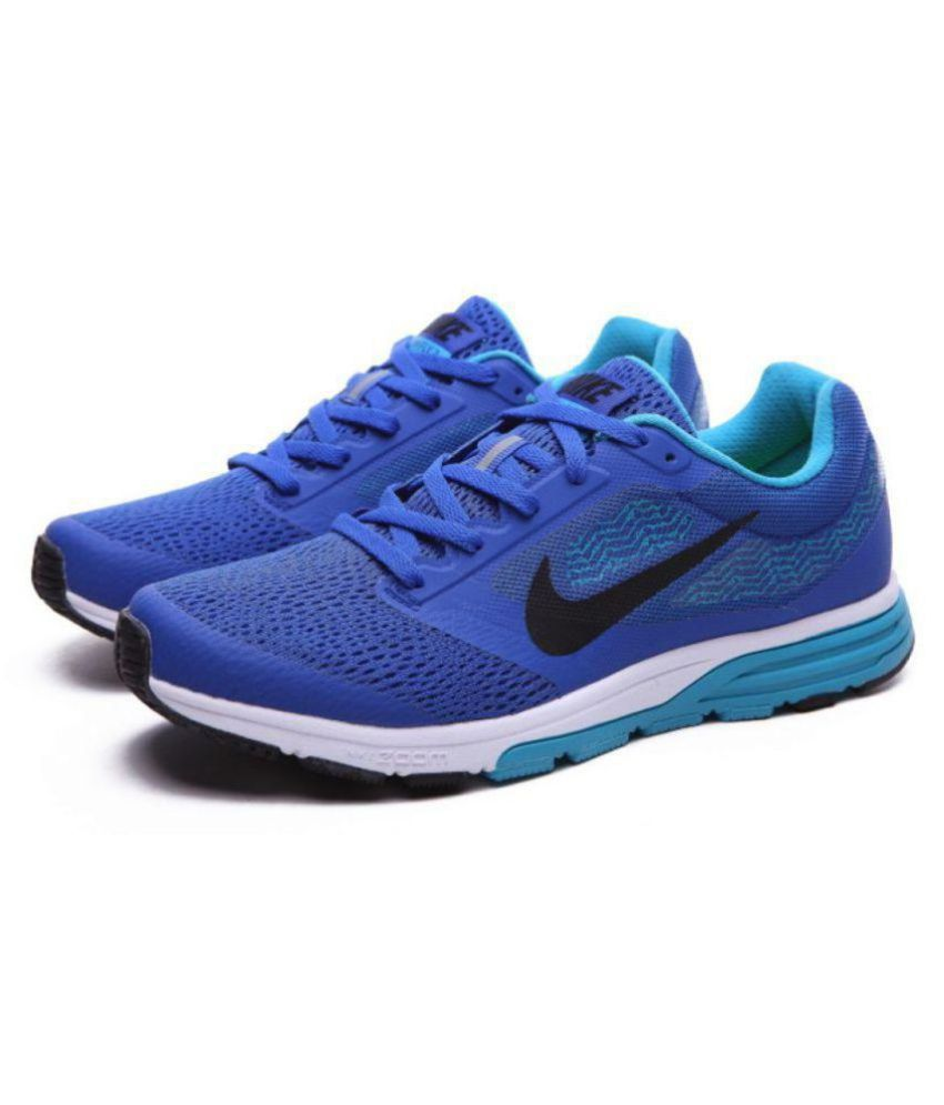 99a18f1ea52a Nike Nike Men s Air Zoom Fly 2 Blue Running Shoes - Buy Nike Nike Men s Air  Zoom Fly 2 Blue Running Shoes Online at Best Prices in India on Snapdeal