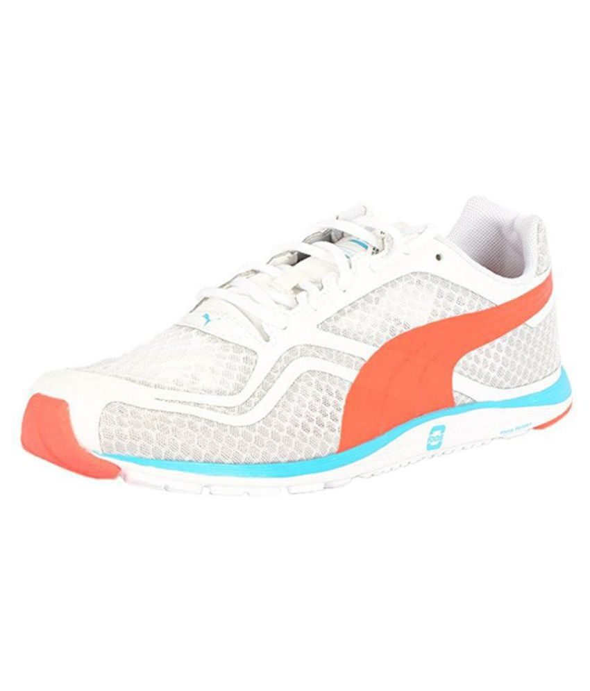 Puma Faas 100 R V1.5 White Running Shoes - Buy Puma Faas 100 R V1.5 White  Running Shoes Online at Best Prices in India on Snapdeal 8656a33d0