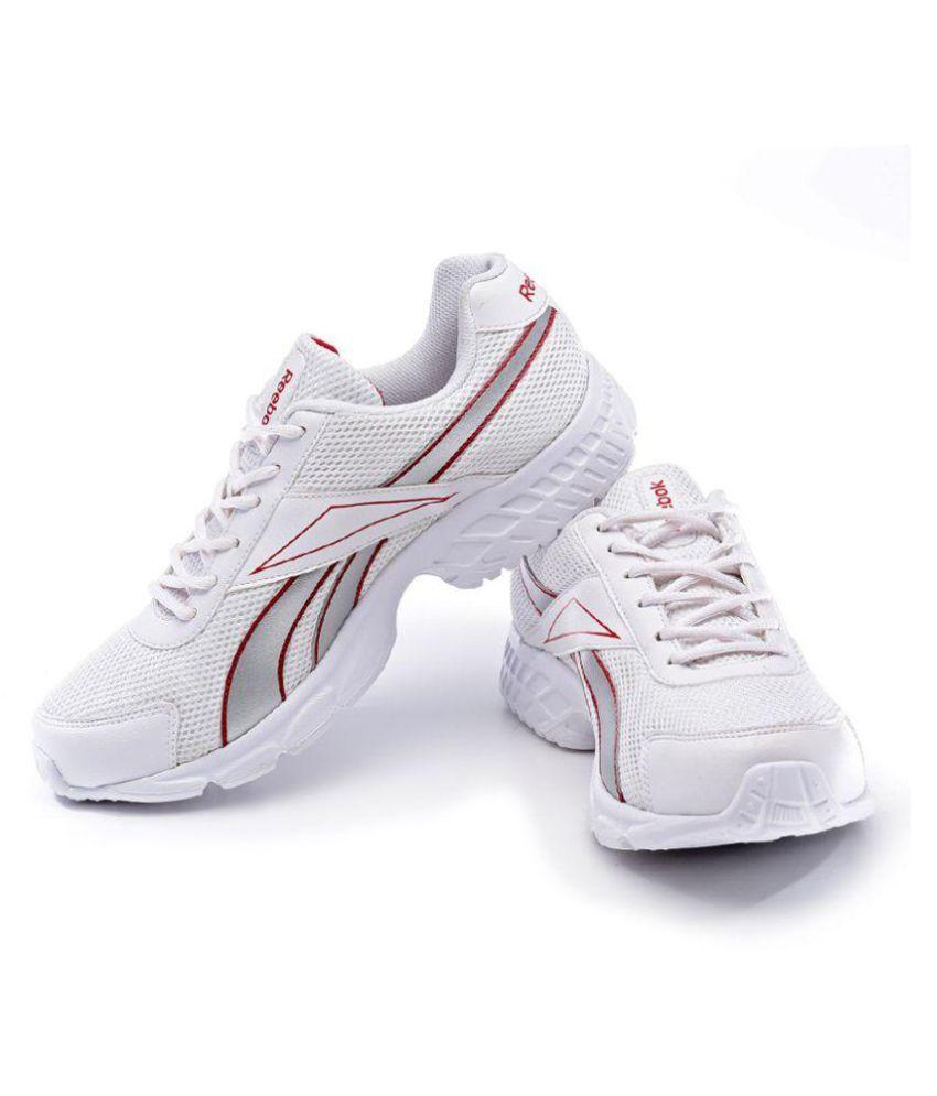 Reebok J15606 White Running Shoes - Buy