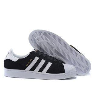 Adidas Superstar Sneakers Black Casual