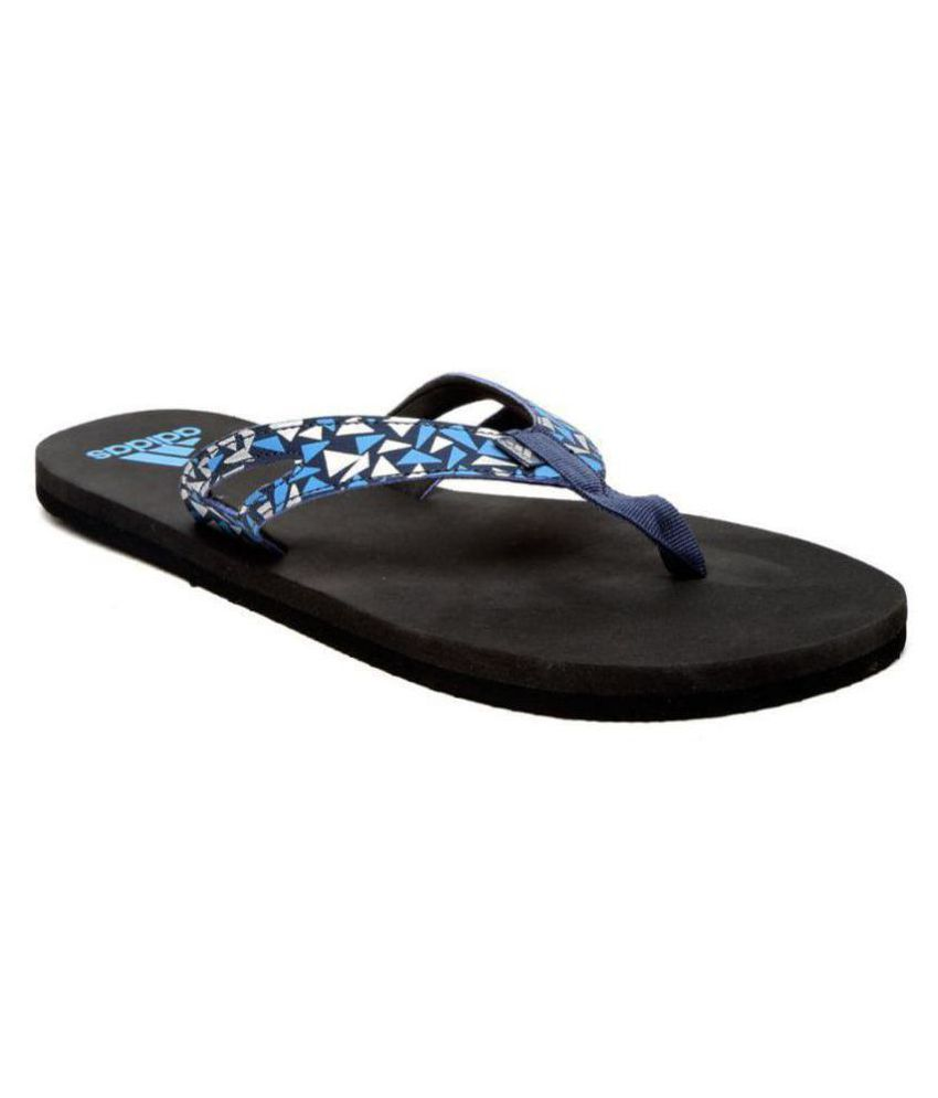 886bd28f0e89 Adidas Men Ozor MS Multi Color Thong Flip Flop Price in India- Buy ...