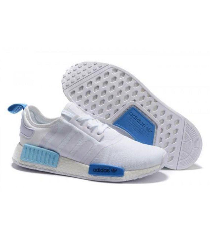 6baf78598 Adidas nmd boost Blue Running Shoes Adidas nmd boost Blue Running Shoes ...