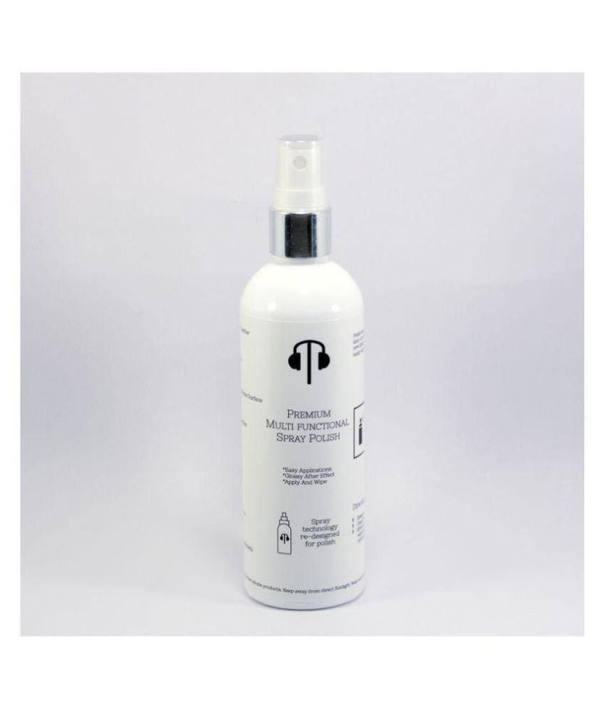 Maddcell Liquid Car Polish for Leather, Tyres, Dashboard, Metal Parts,  Chrome Accent, Exterior