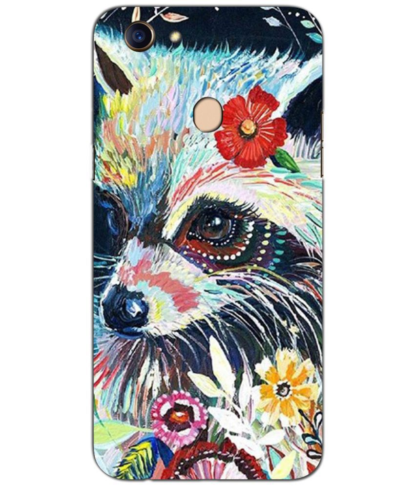 Oppo F5 Printed Cover By PrintVisa