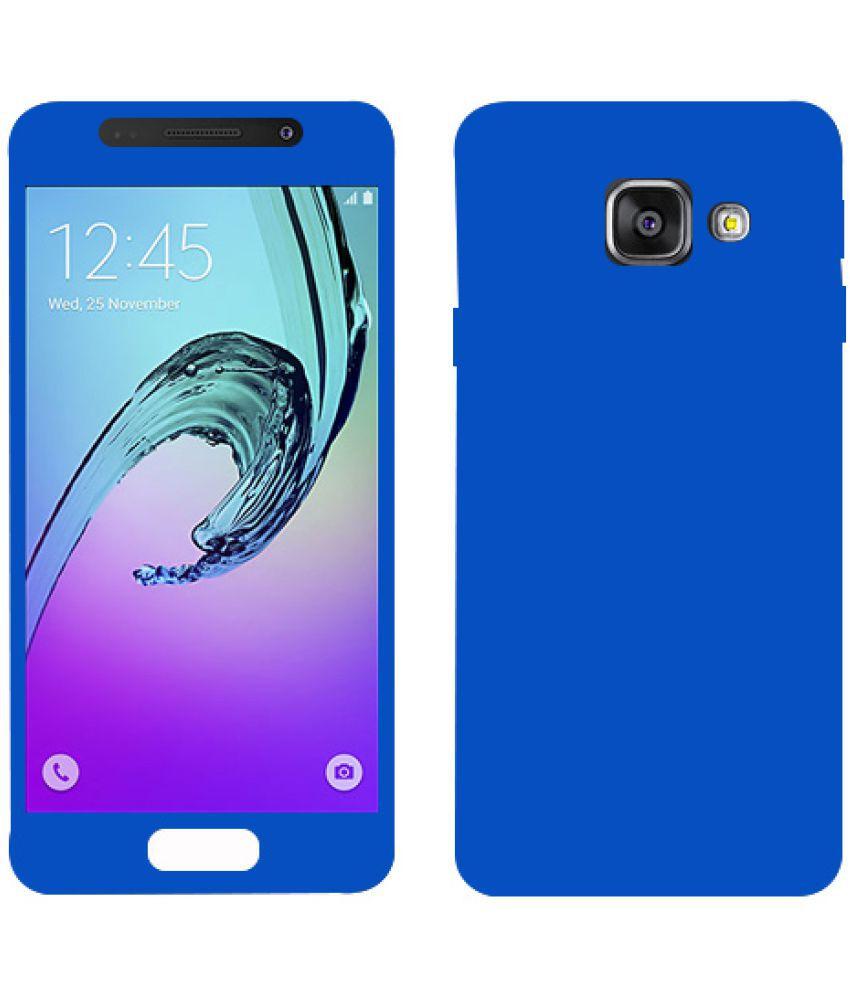 Samsung Galaxy A3 2016 Plain Cases Kosher Traders - Blue