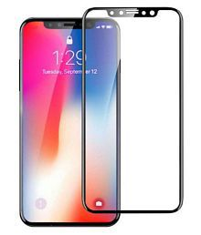 Apple iPhone X Tempered Glass Screen Guard By Furious3D