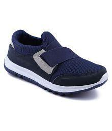 Asian Super-13 Navy Running Shoes