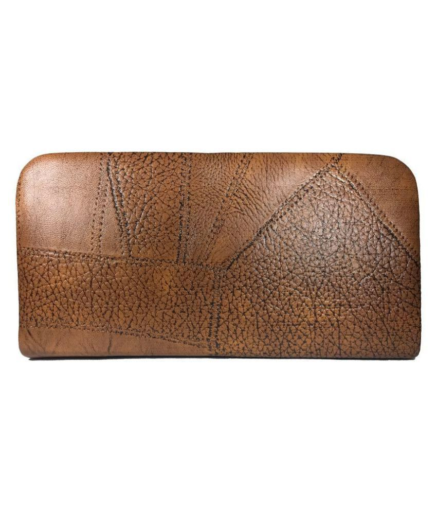 Bizarre Vogue Brown Wallet