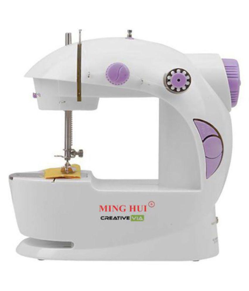 CreativeVia MHSM-201 Electric Sewing Machine Price in