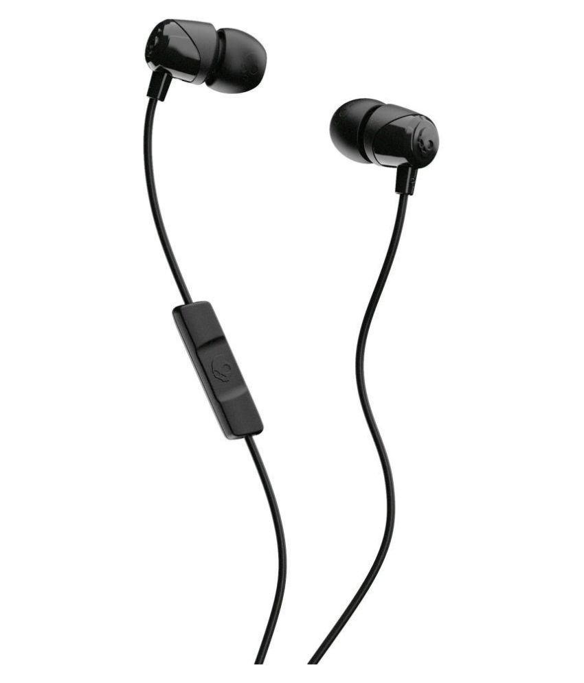 9741f3e568e Skullcandy S2DUY-K343 JIB Ear Buds Wired Handsfree Earphones With Mic - Buy  Skullcandy S2DUY-K343 JIB Ear Buds Wired Handsfree Earphones With Mic  Online at ...