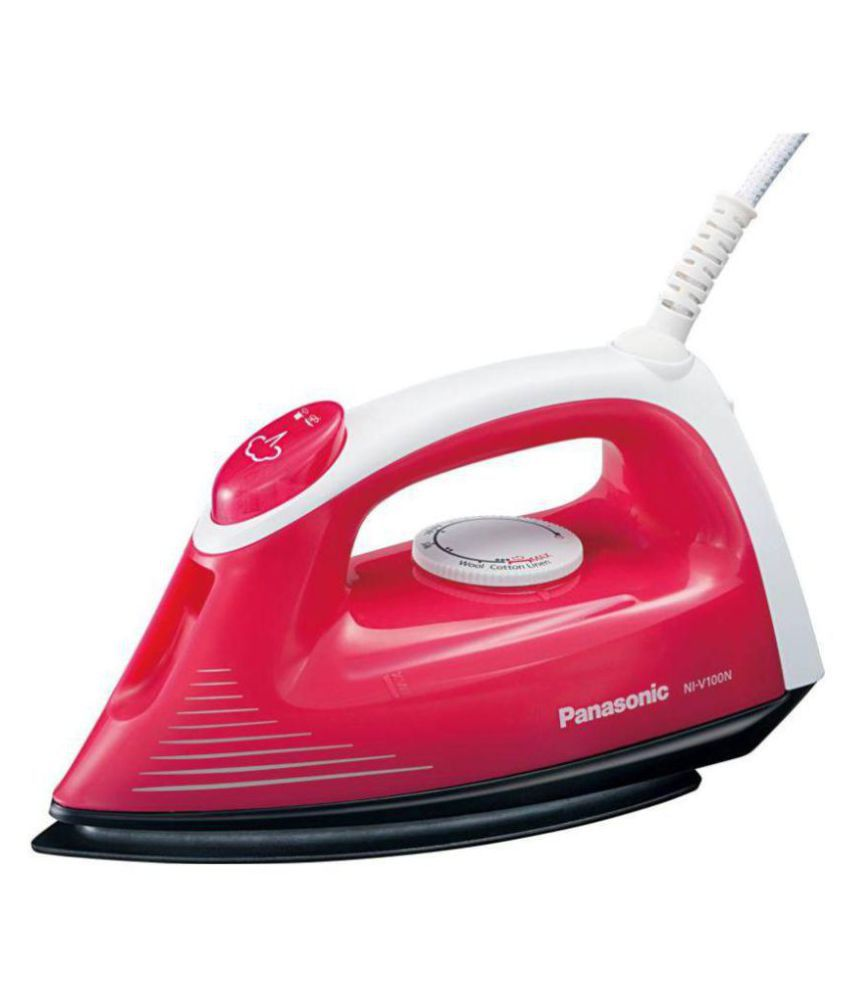 Panasonic NI-V100N Steam Iron Pink