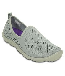 Crocs Gray Walking Shoes