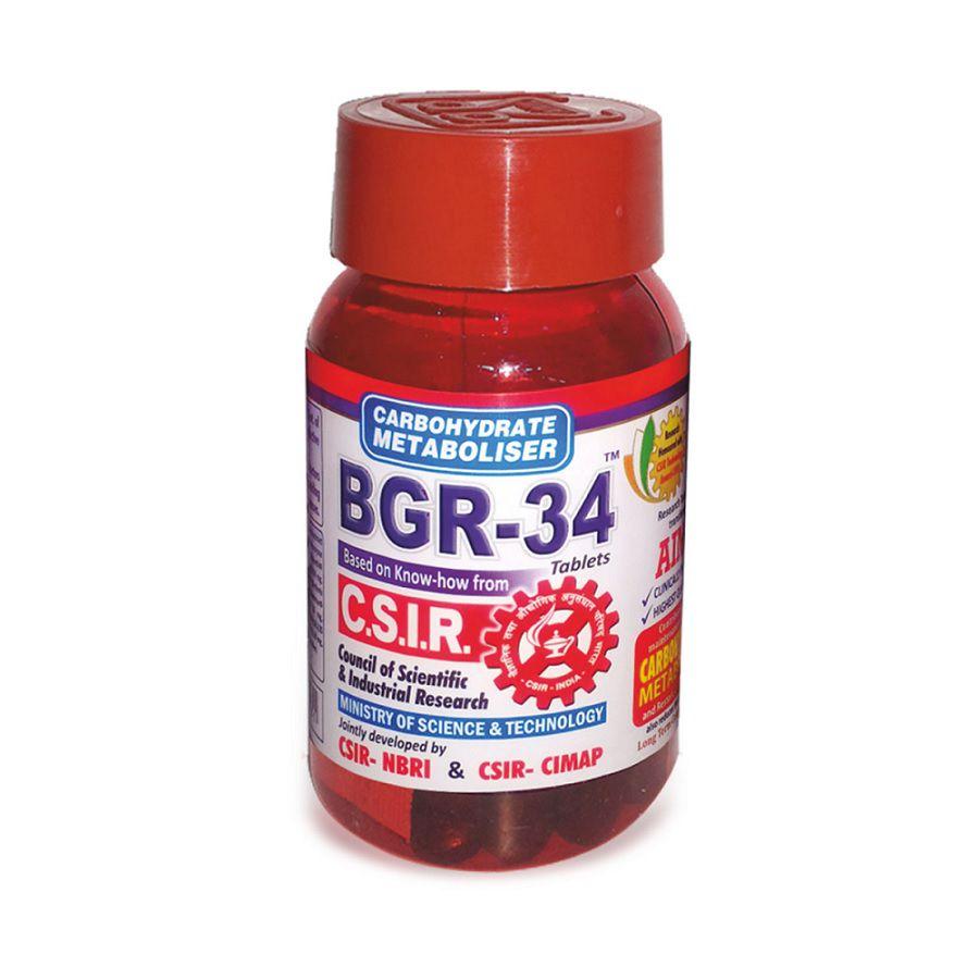 bgr 34 tablets natural blood glucose regulator buy online at best rh snapdeal com