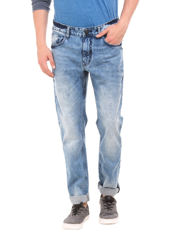 Breakbounce Light Blue Slim Jeans