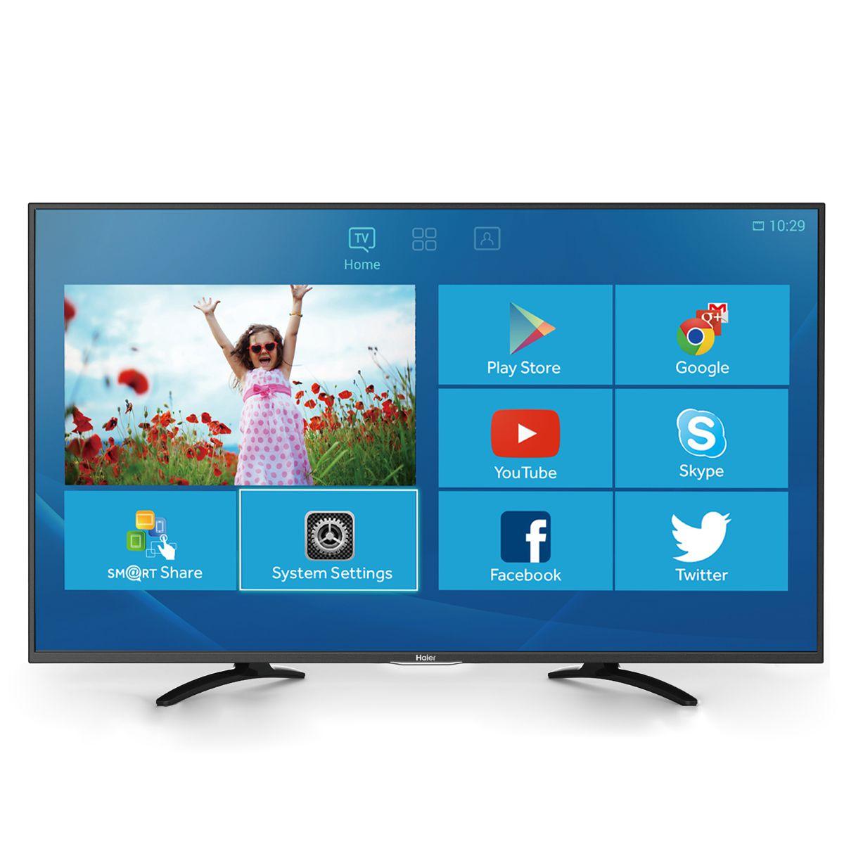 Haier 32u5000A 80 cm ( 32 ) Smart HD Ready (HDR) LED Television