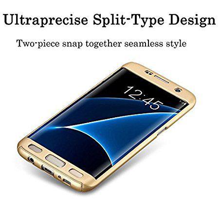 Samsung Galaxy J5 Anti Gravity Cover ClickAway - Golden