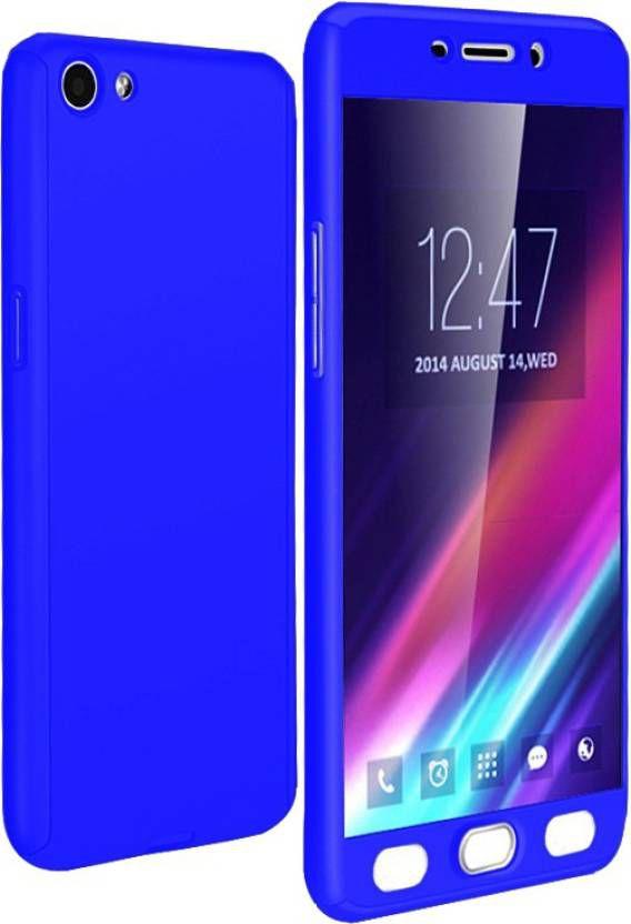 Oppo F3 plus Anti Gravity Cover ClickAway - Blue