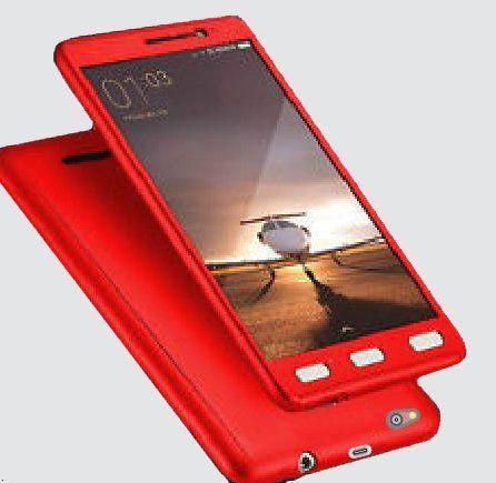Xiaomi Redmi Note 4 Anti Gravity Cover ClickAway - Red