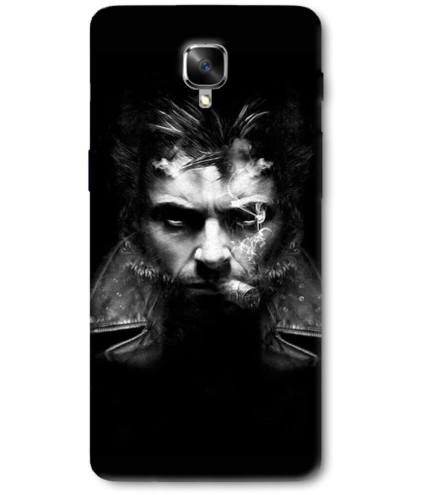 OnePlus 3 Printed Cover By Case King