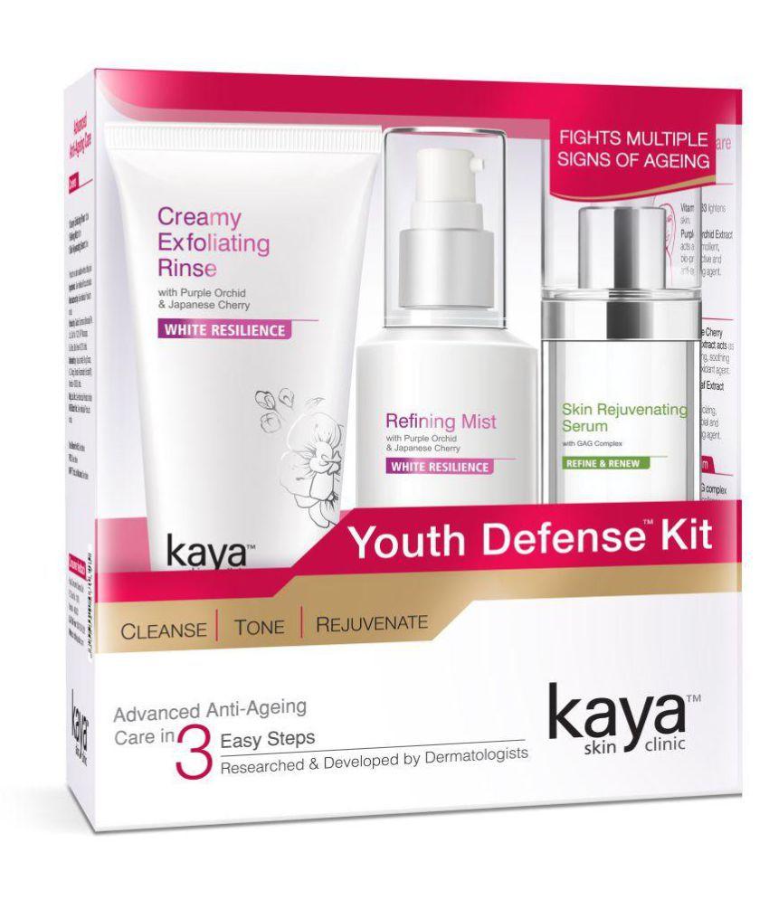Kaya Skin Clinic Youth Defence Kit