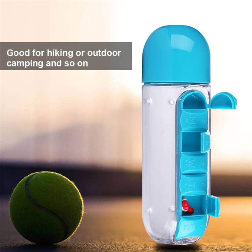 VibeX Water Bottle with Daily