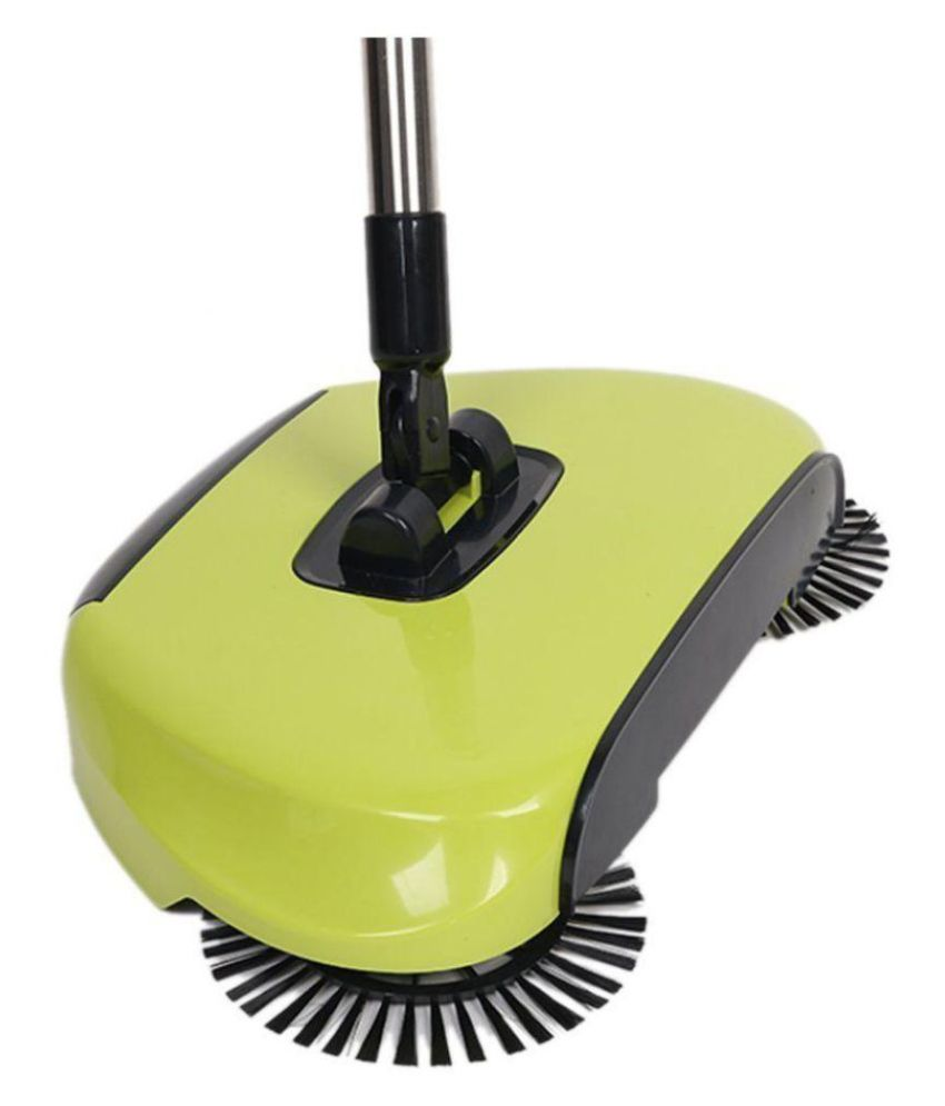 vivir hand push 360 degree built in rotating 3 in 1 floor cleaning rh snapdeal com