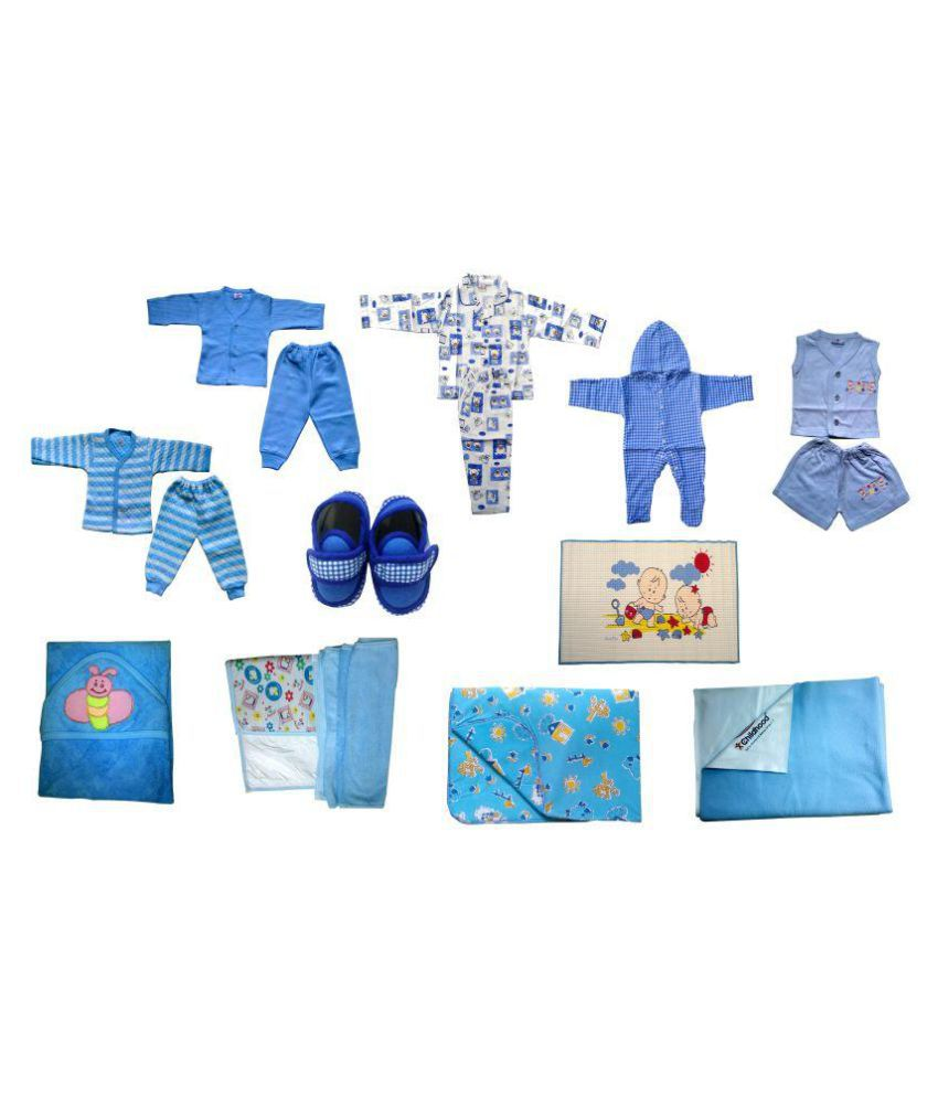 Xchildhood Newborn Baby care complete combo Pack