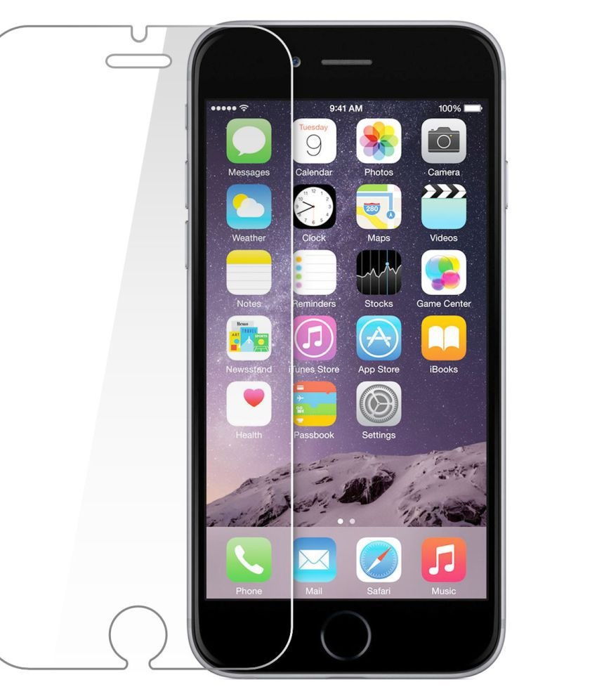 Apple iPhone 6 Tempered Glass Screen Guard By V. O. Techno