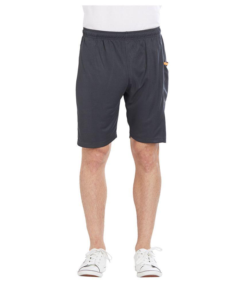 BONATY Grey Shorts