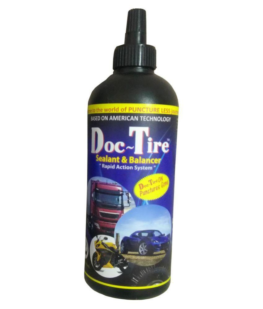 TIRE SEALANT FOR SCOOTER