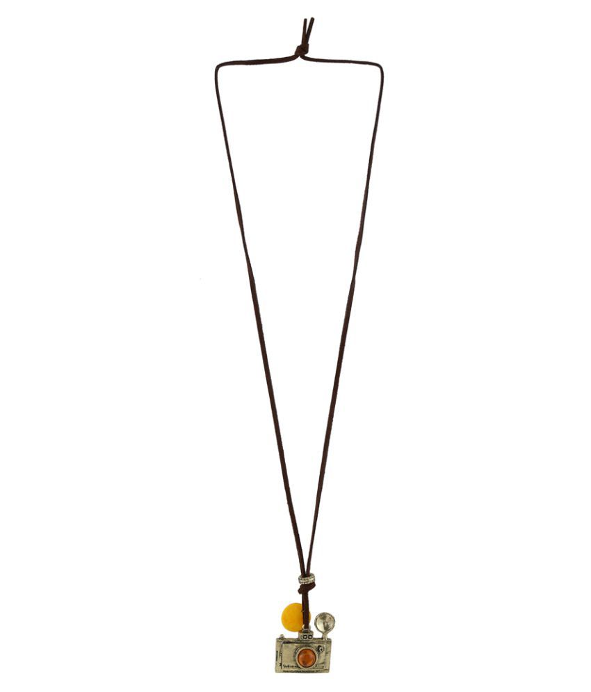 Click to Fame Necklace
