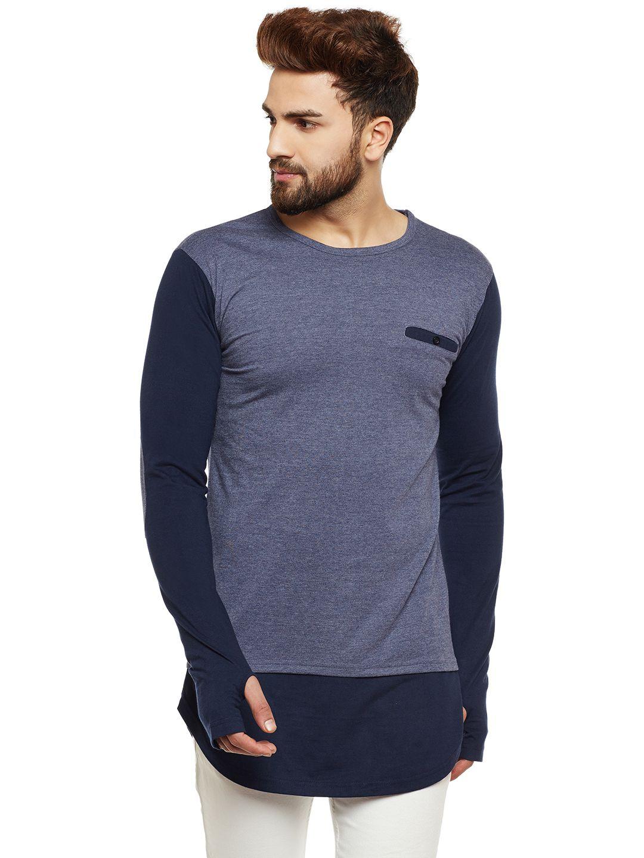 Hypernation Blue Round T-Shirt Pack of 1
