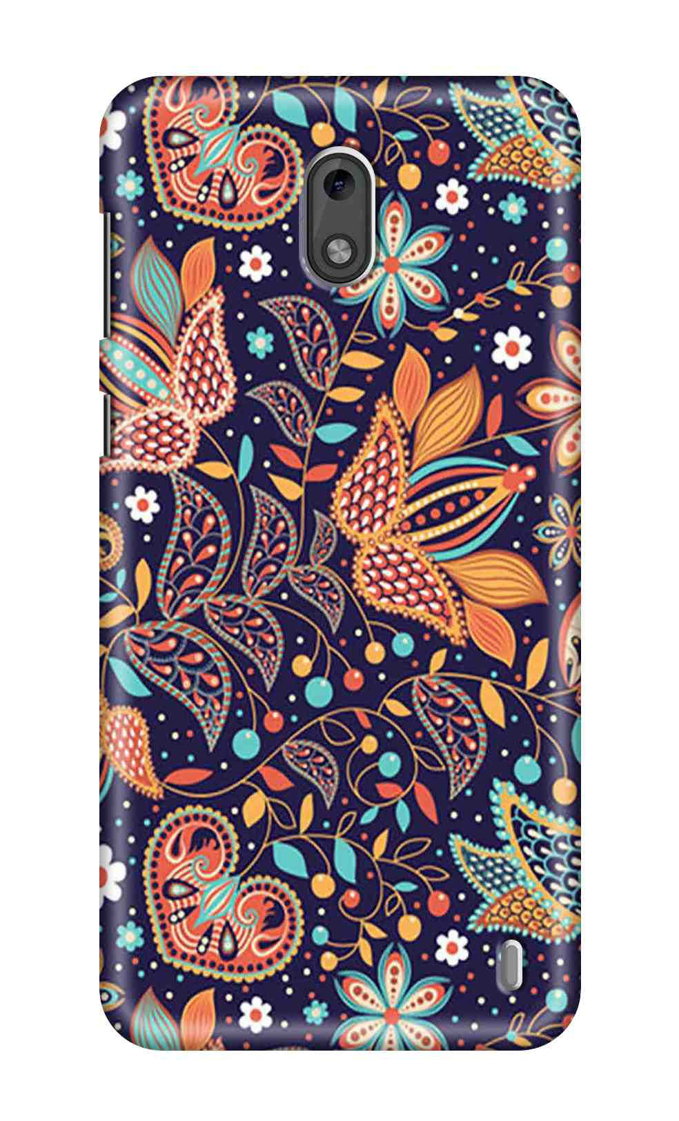 Nokia 2 Printed Cover By LOL