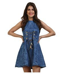 389d69f357f8b Denim Clothes for Women : Buy Womens Denims Clothes Online at Prices ...