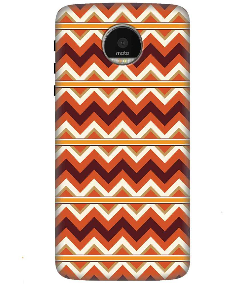 Motorola G5s Plus 3D Back Covers By WOW